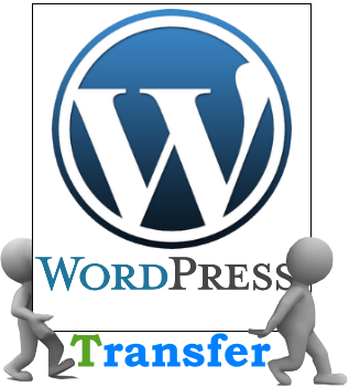 Перенос Wordpress