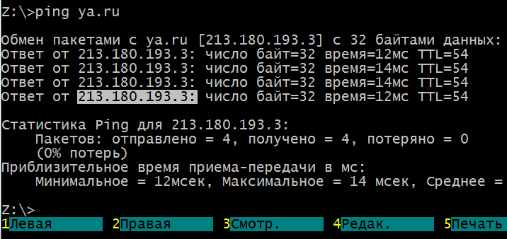 Alt+Insert для копирования текста из консоли