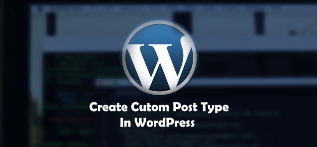 Произвольный тип записей в WordPress — register_post_types, register_taxonomy