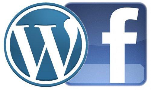 Репостинг на страницу Facebook из WordPress
